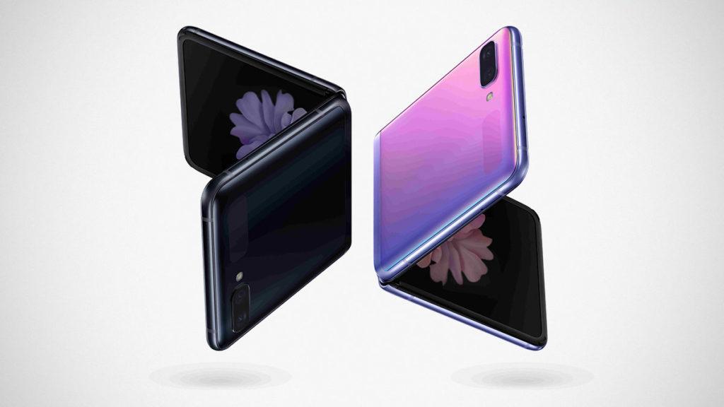 Samsung Galaxy Z Flip Smartphone