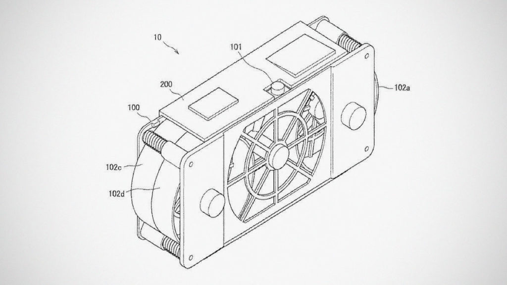 Sony Patent Filed For Flying Camera Drone