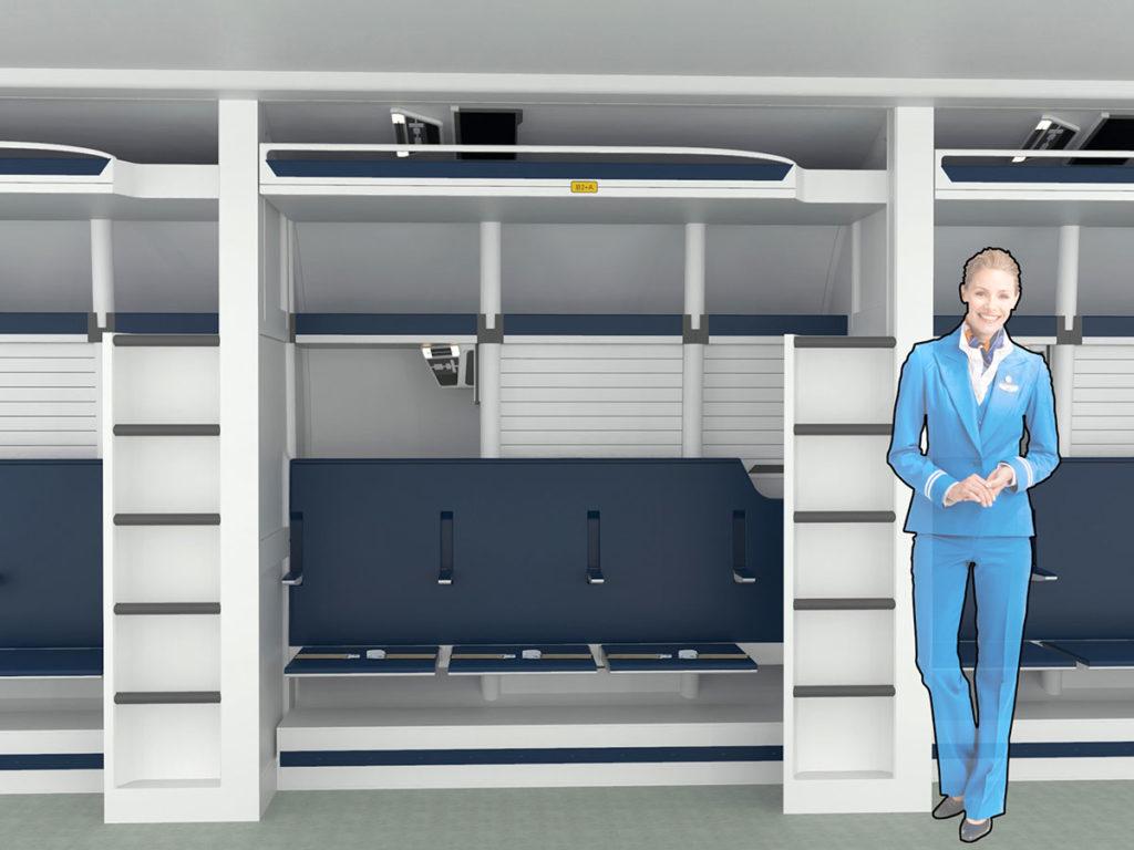 TUDelft Lie-flat Sleeping Solution 2