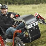 This Off-roader Is Like An ATV, But It  Is Suitable For Wheelchair Bound Person Too