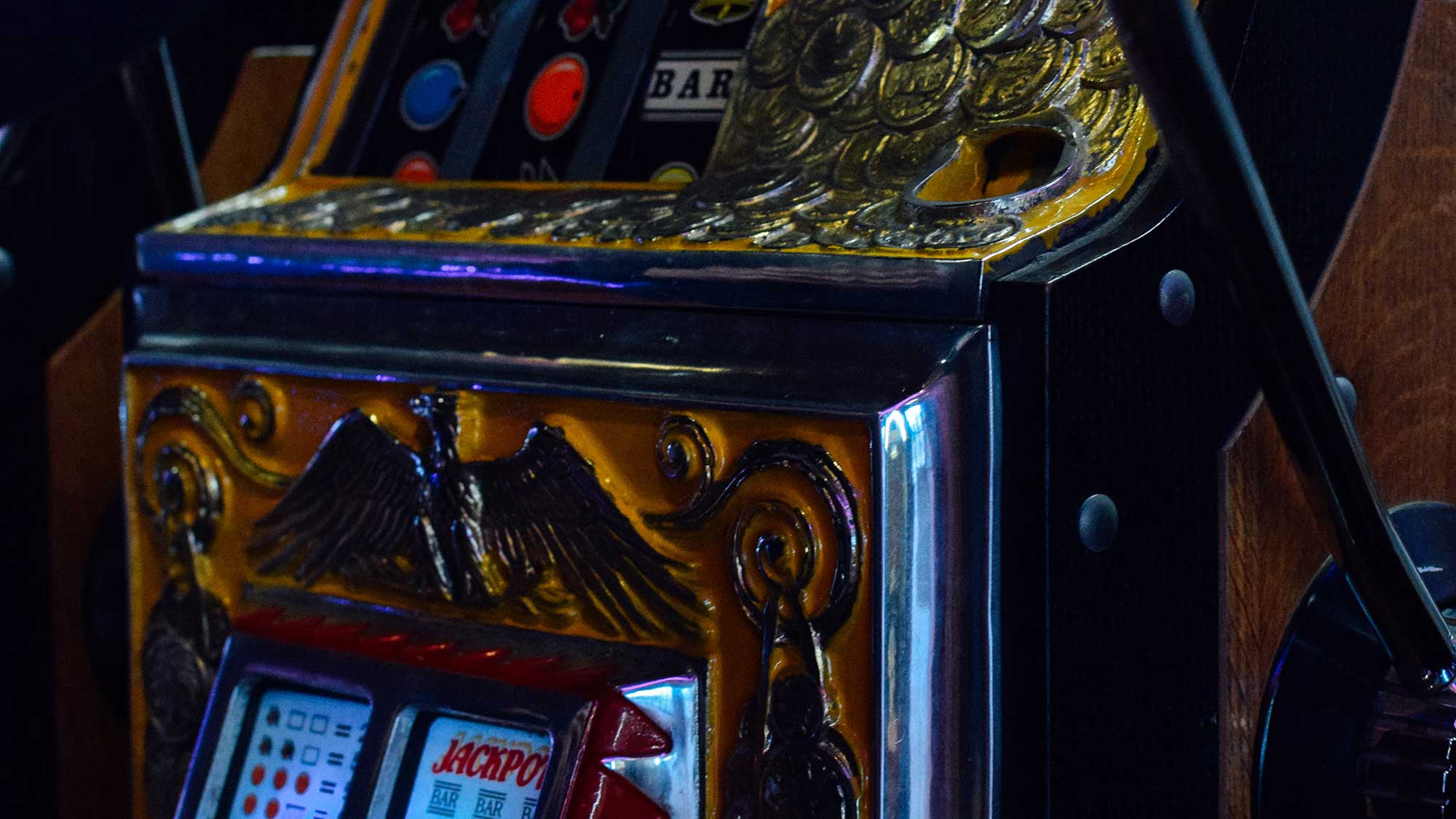 Where Can You Buy Used Slot Machines