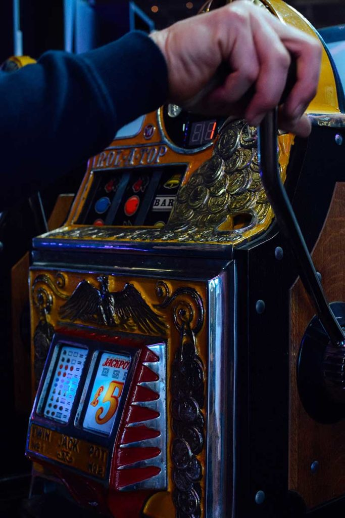 The History Of The Slot Machine