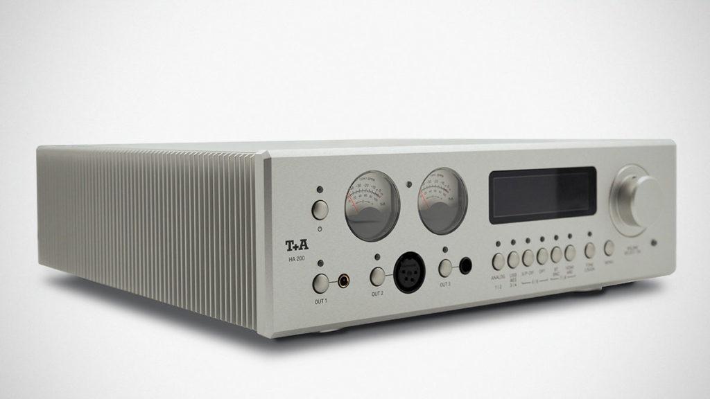 Theory + Application HA 200 Headphone Amplifier/DAC