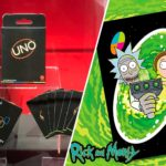 Two Spectrum Of UNO: UNO Minimalista And UNO: <em>Rick and Morty</em> Edition