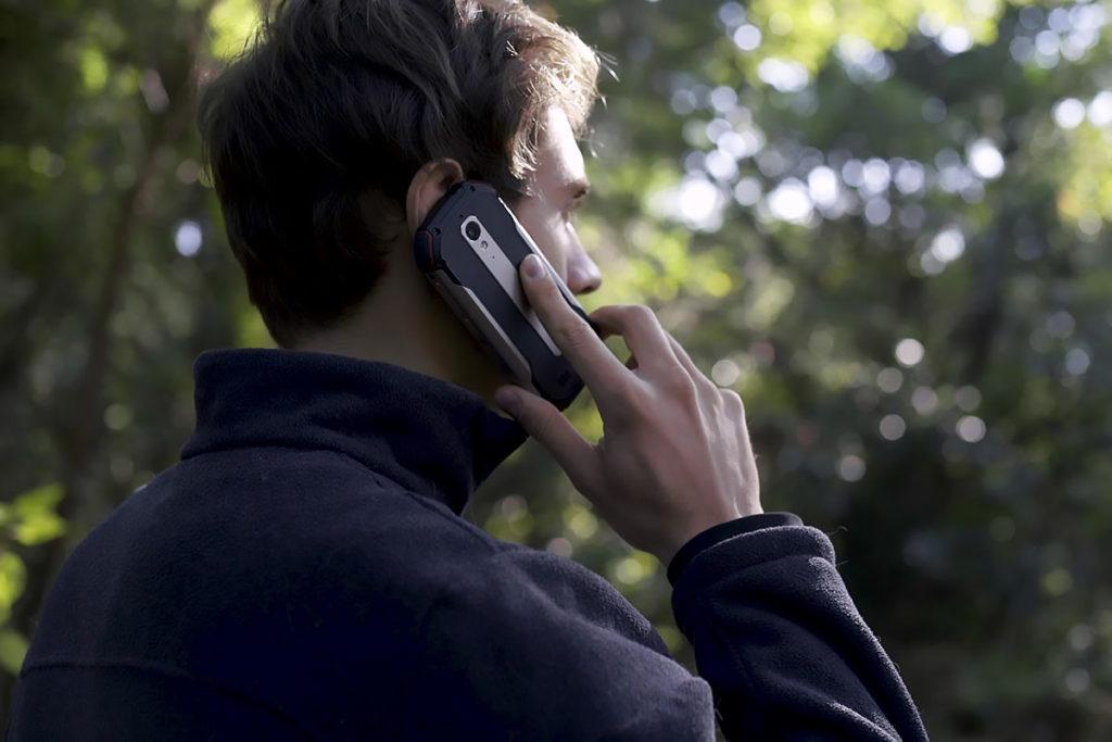 Unihertz Atom XL DMR Walkie-Talkie Rugged Smartphone