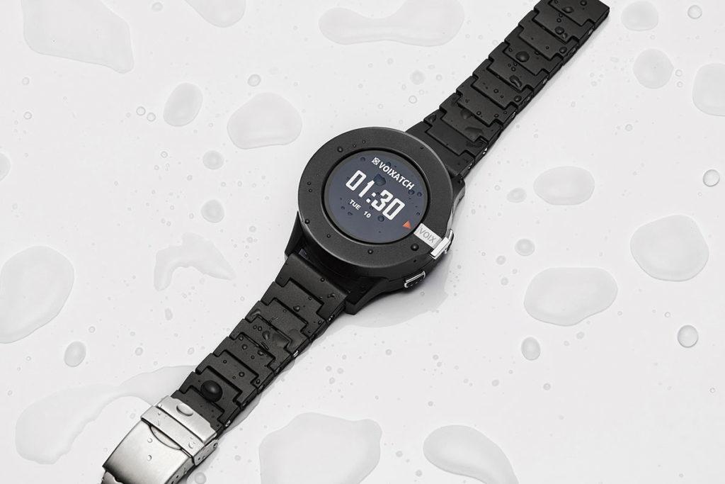 VOIXATCH Smartwatch with Bluetooth Headset