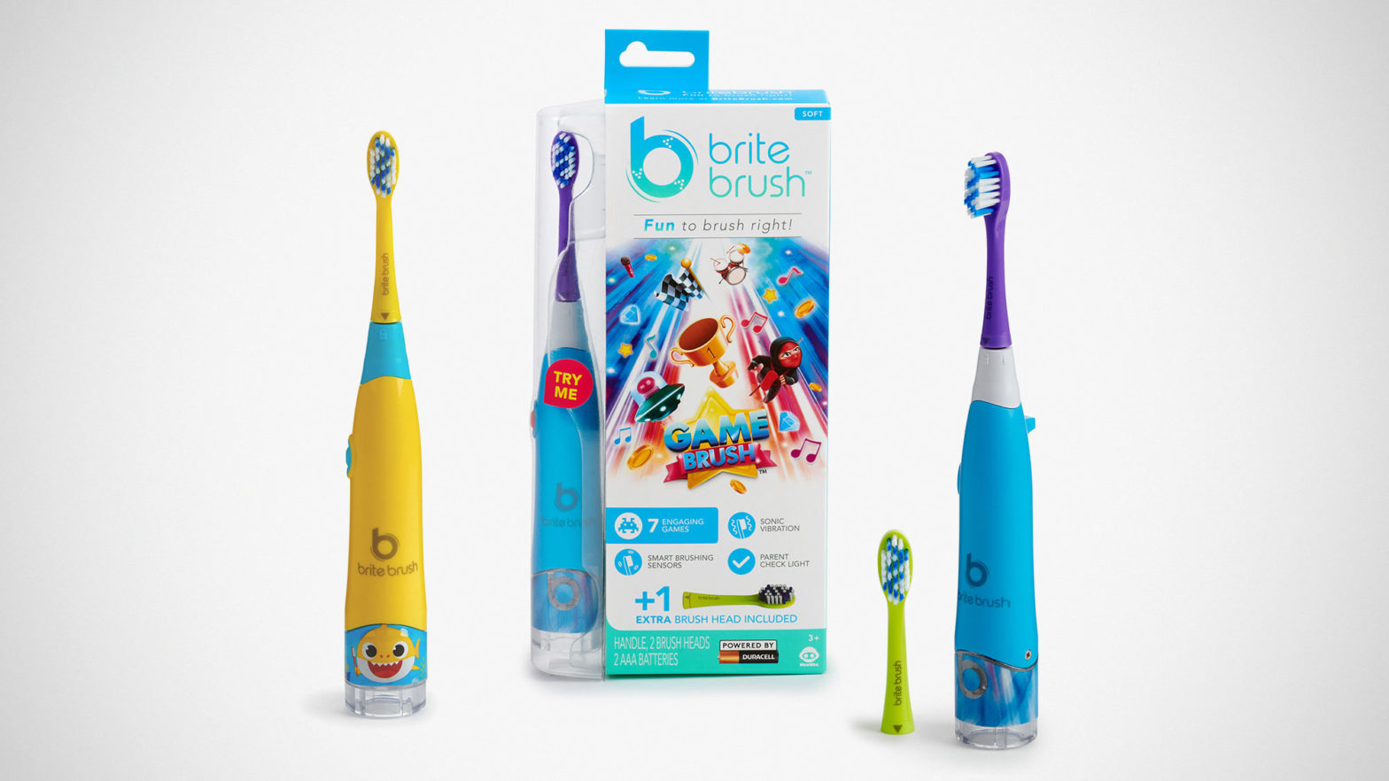 WowWee BriteBrush Smart Toothbrush for Kids