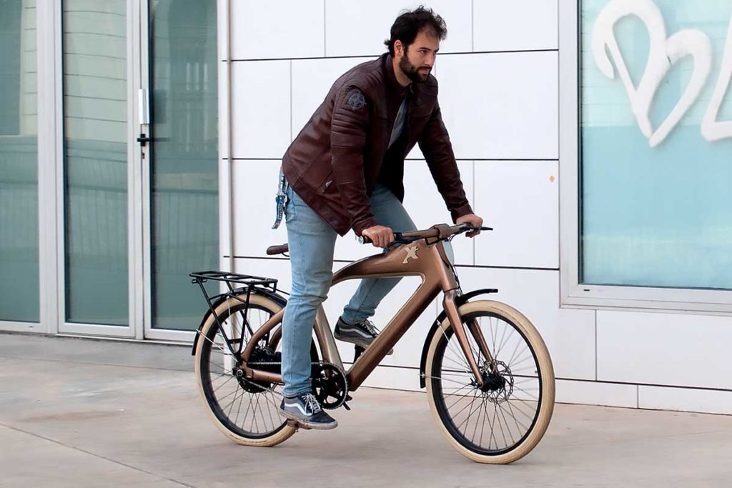 X One Next-Generation Electric Bicycle