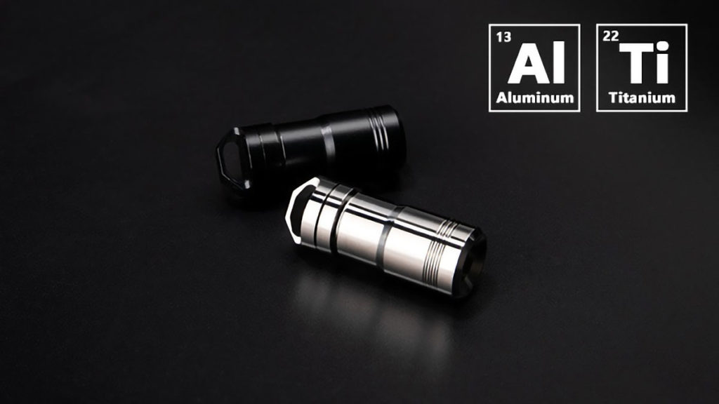 YSMART Magnetic Quick-release Flashlight