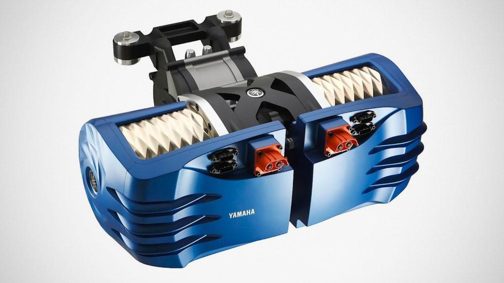 Yamaha Motor Electric Crate Motor