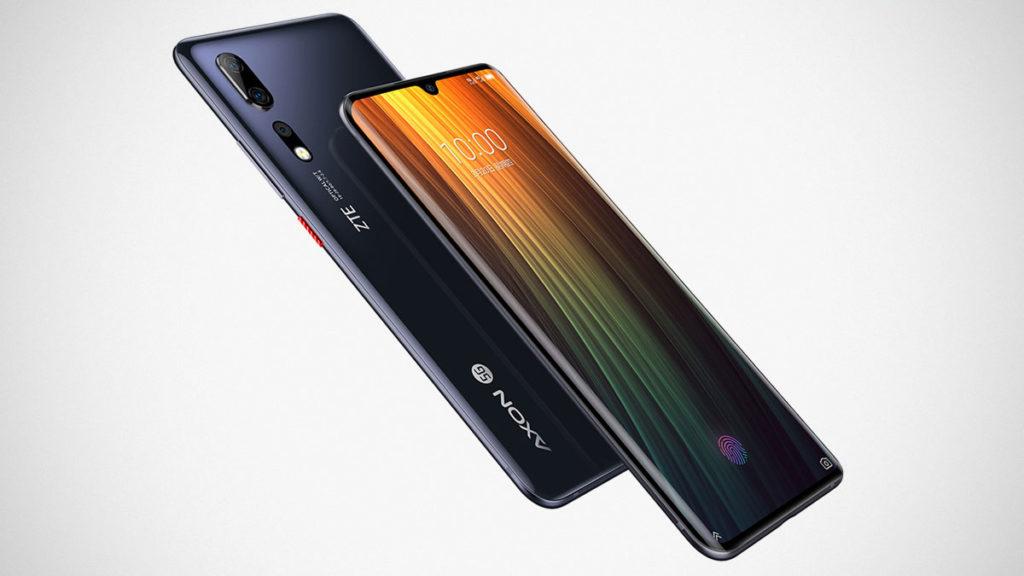ZTE AXON 10S Pro Smartphone Announced