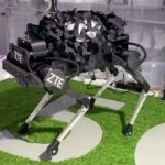 ZTE Show Off The Power Of Its 5G Technology With A Biomimicry Robotic Dog