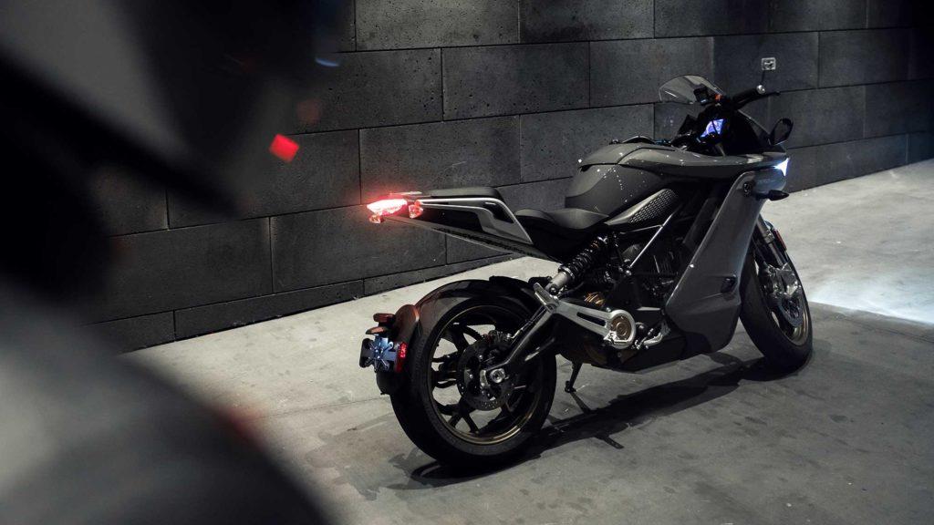 Zero SR/S Sports Electric Motorcycle