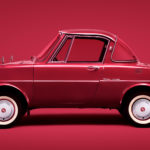 This Adorable And Sleek 1960 Mazda R360 Coupe Was The Kei Car That Set Mazda In Motion