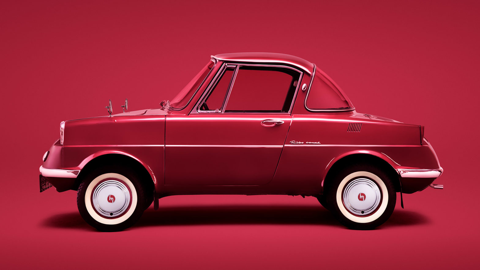 1960 Mazda R360 Microcar Coupe