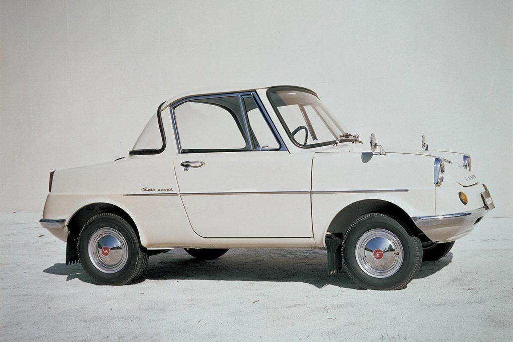 1960 Mazda R360 Microcar Coupe
