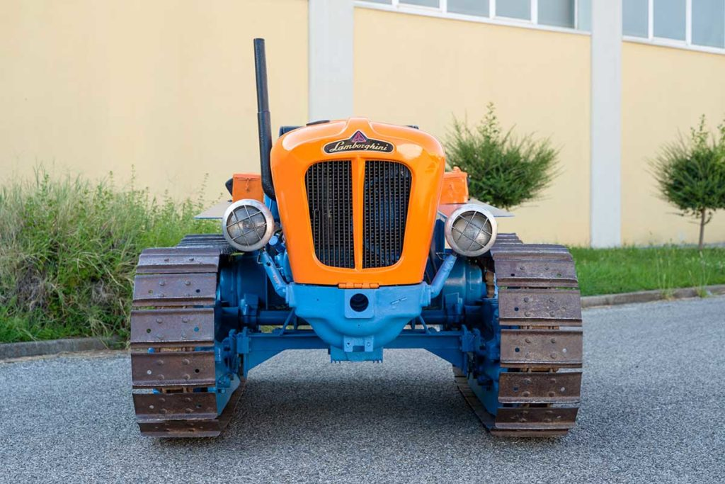 1965 Lamborghini 3 CTL Tractor Auction