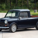 This Adorable 1972 Austin Mini Pickup Is Going Under The Hammer Without Reserve