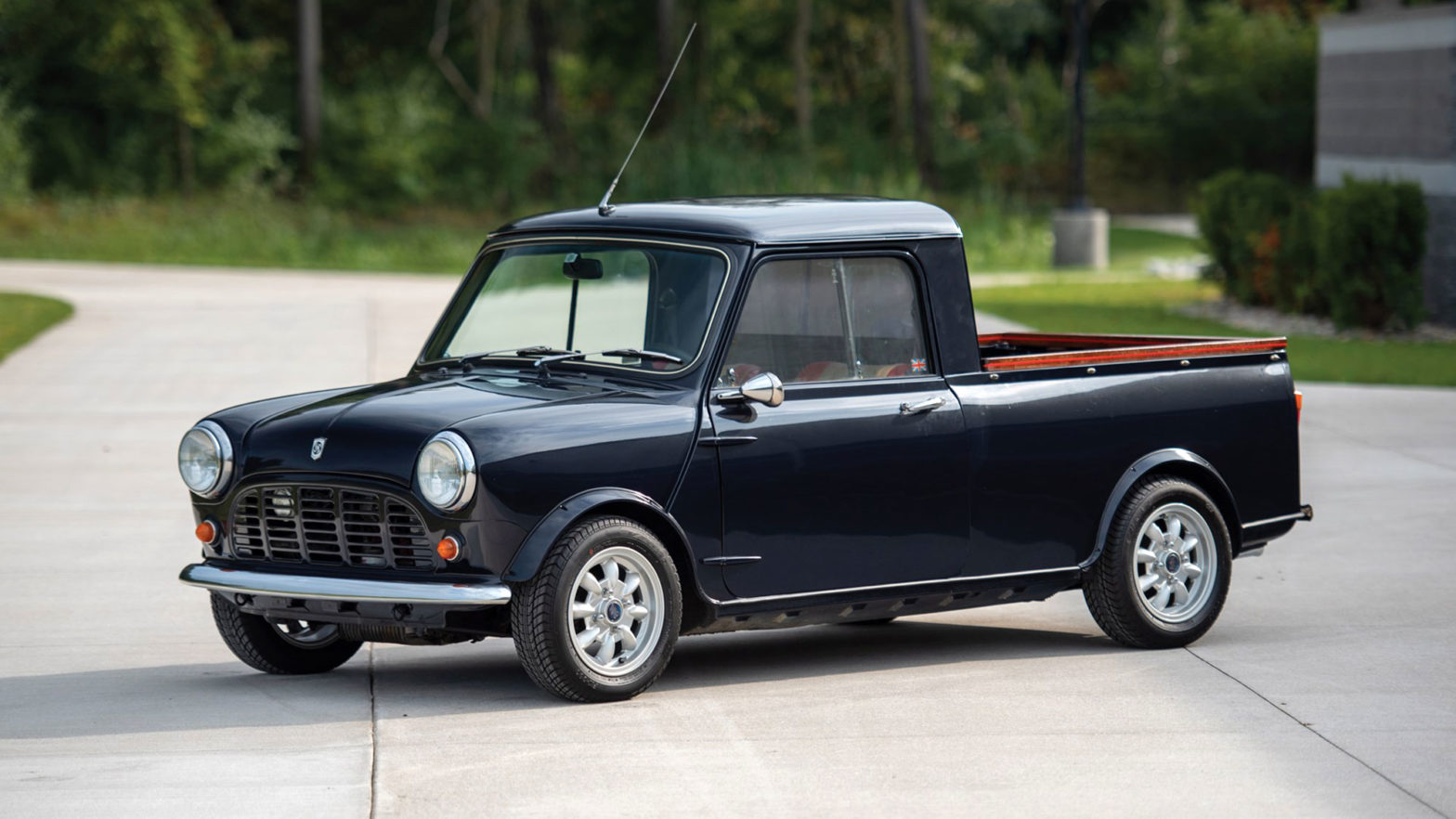 1972 Austin Mini Pickup RM Sotheby's Auction