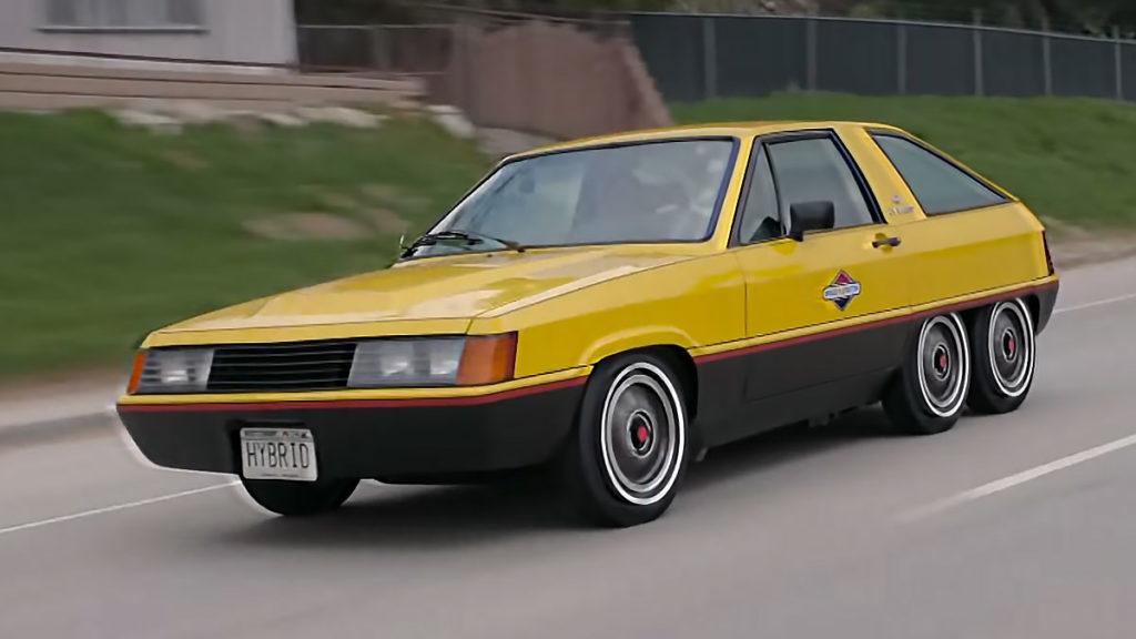 1980 Briggs & Stratton Hybrid Concept