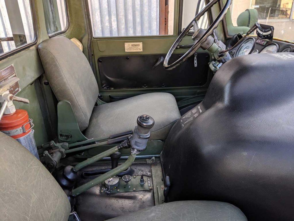 1987 Freightliner Unimog 419 for Sale