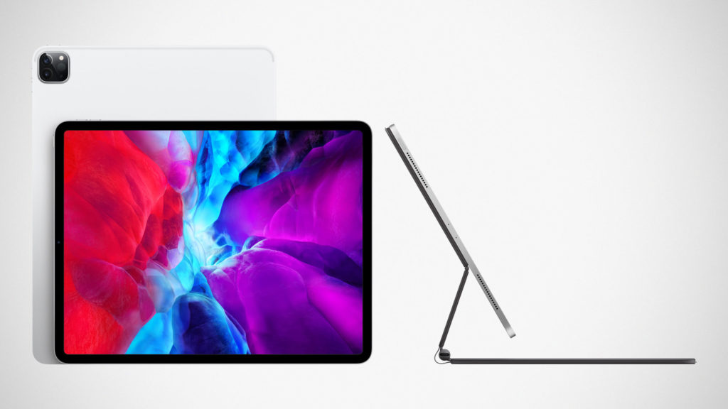 2020 Apple iPad Pro and MacBook Air
