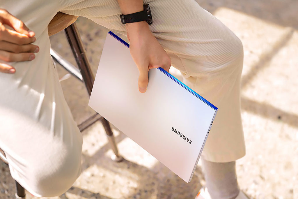 2020 Samsung Galaxy Book Ion in China