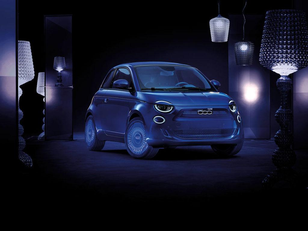 2021 Fiat 500 Kartell