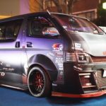 This 6-Passenger GT-R Is A 600+ HP VR38 Engine Swapped Toyota HiAce Van