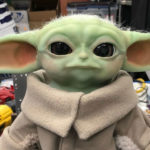 Former <em>Mythbusters</em> Host Grant Imahara Built His Own Animatronic Baby Yoda