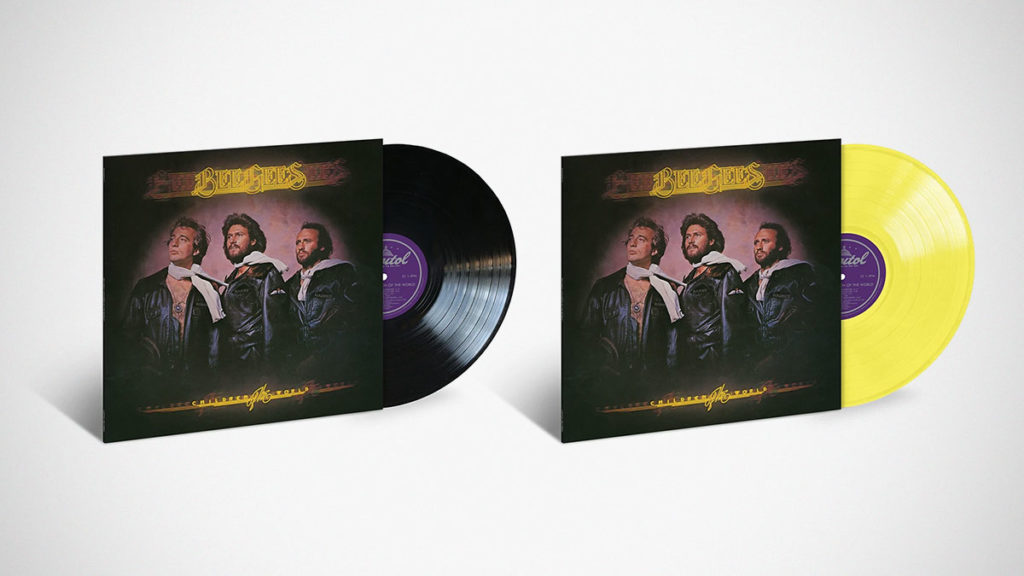 Bee Gees Children of the World Remastered LPs