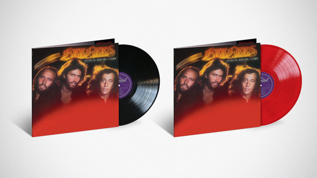 Bee Gees Spirits Having Flown Remastered LPs