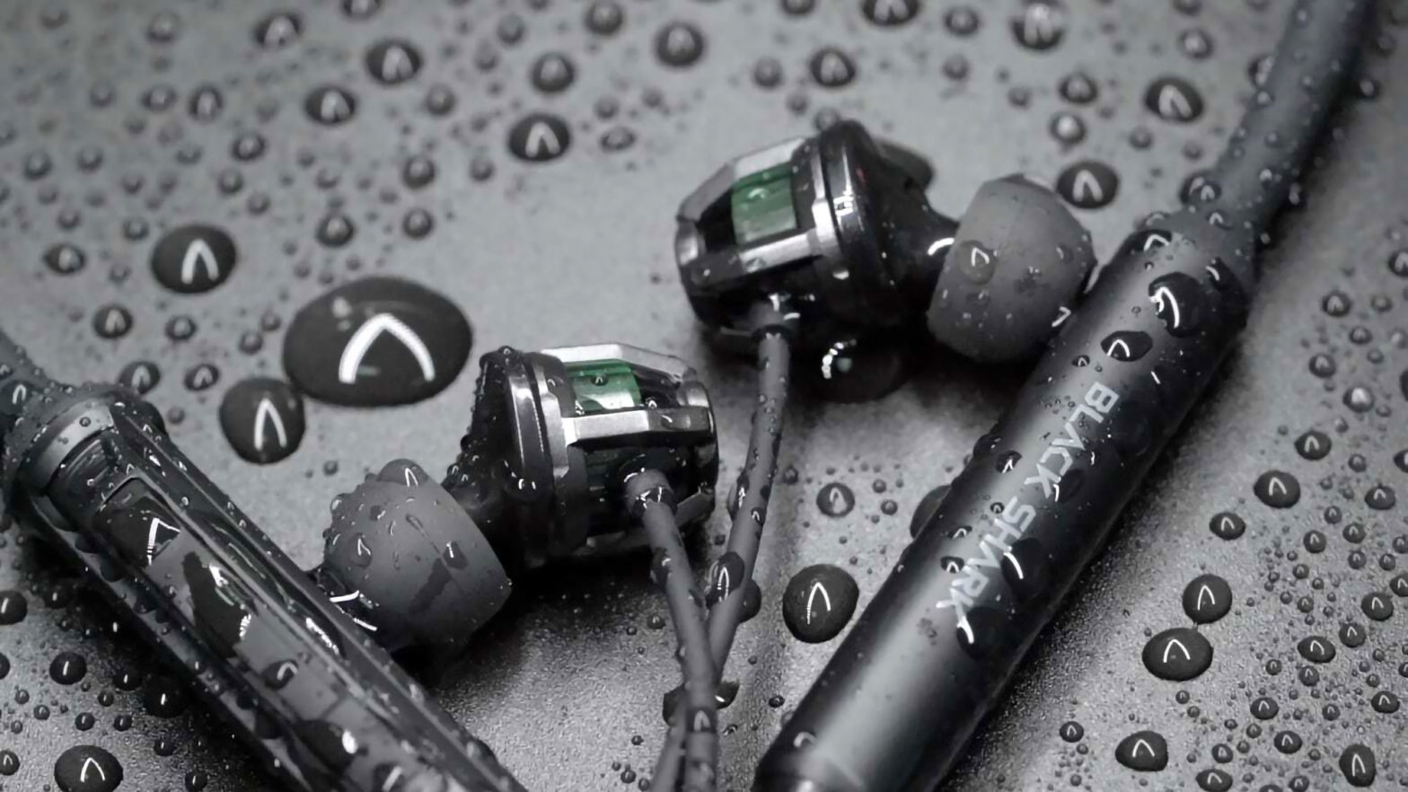 Black Shark Ophidian Gaming Earbuds Indiegogo