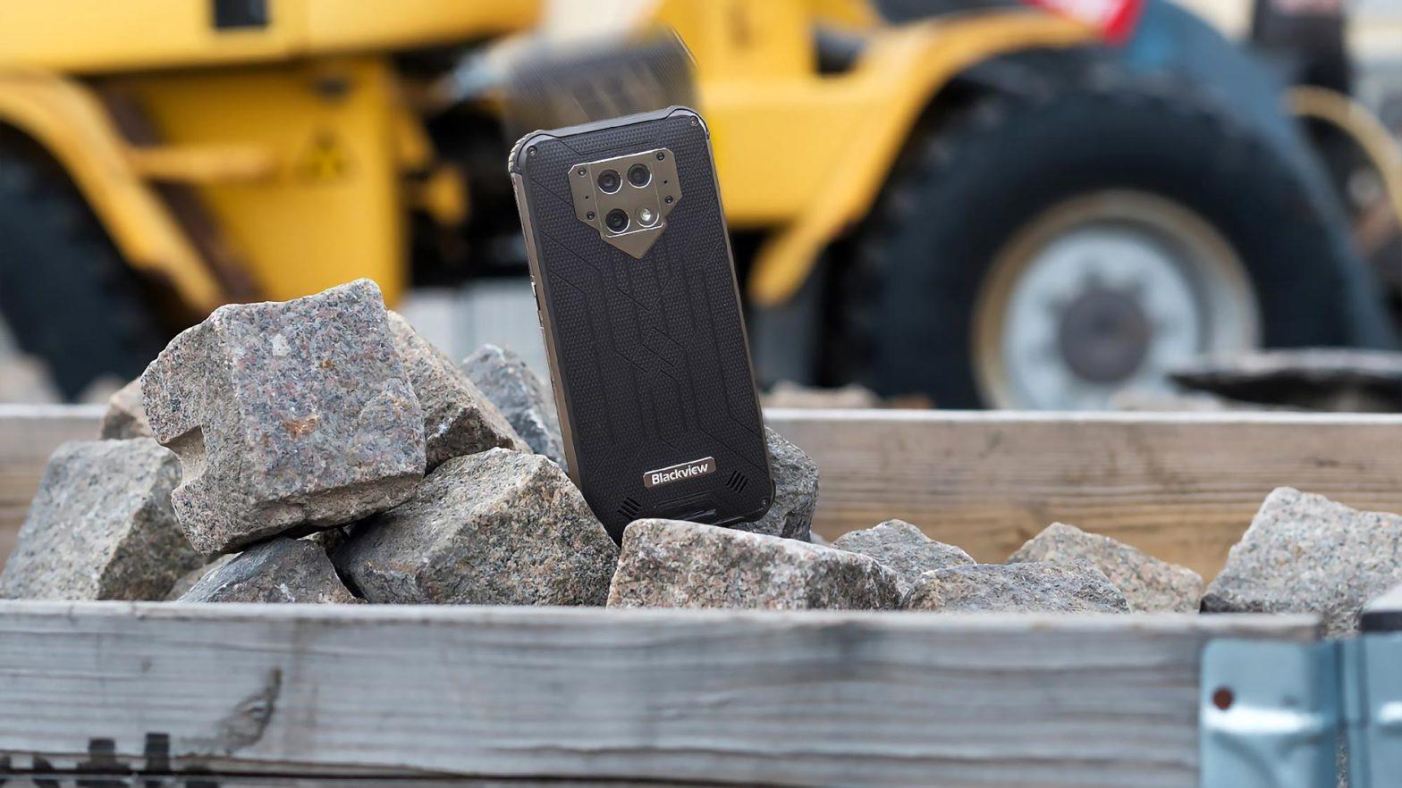 Blackview BV9800 Pro Rugged Phone with FLIR