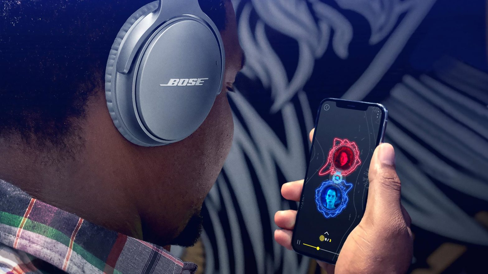 Bose and Trigger Star Wars Audio Augmented Reality