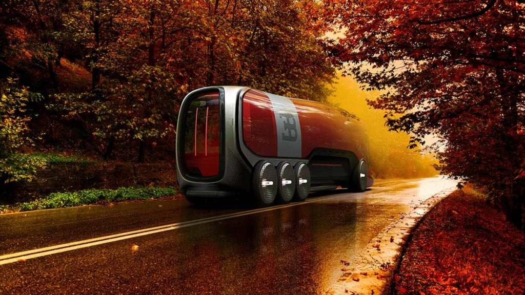 Bugatti Hyper Truck Concept by Prathyush Devadas