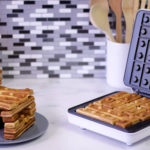 With Building Brick Waffle Maker, You Can Have Fun With Your Food And Eat It
