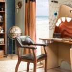 Pirate Shark Desk Won't Be A Distraction To Your Kids Like <em>Baby Shark</em> Does