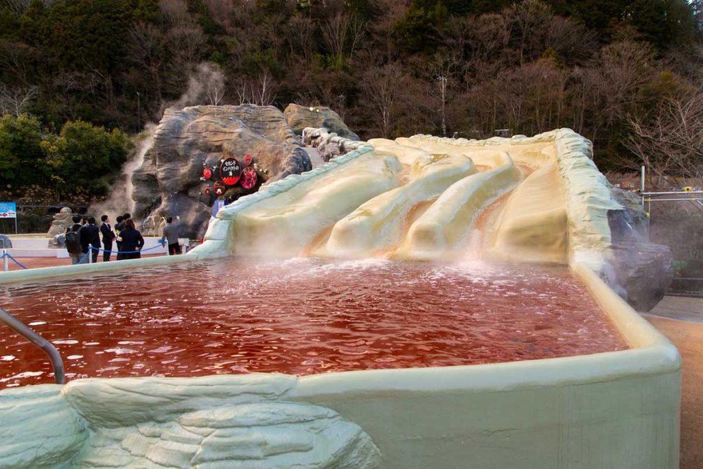 City of Hakone Evangelion Tokyo-3 Rodeo Mountain Slide