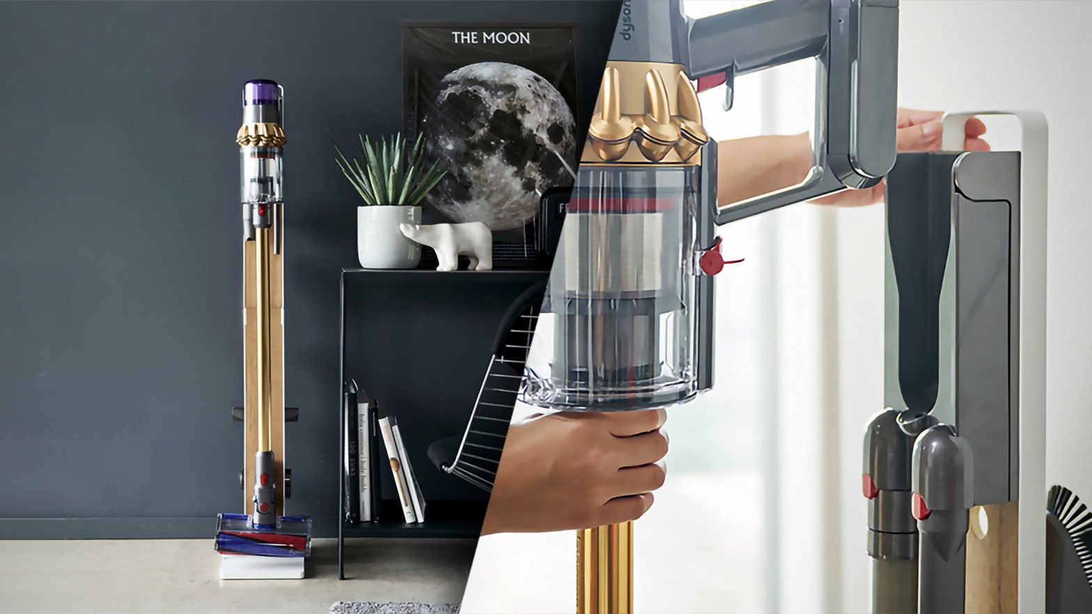 Cordless Stick Vacuum Cleaner Stand