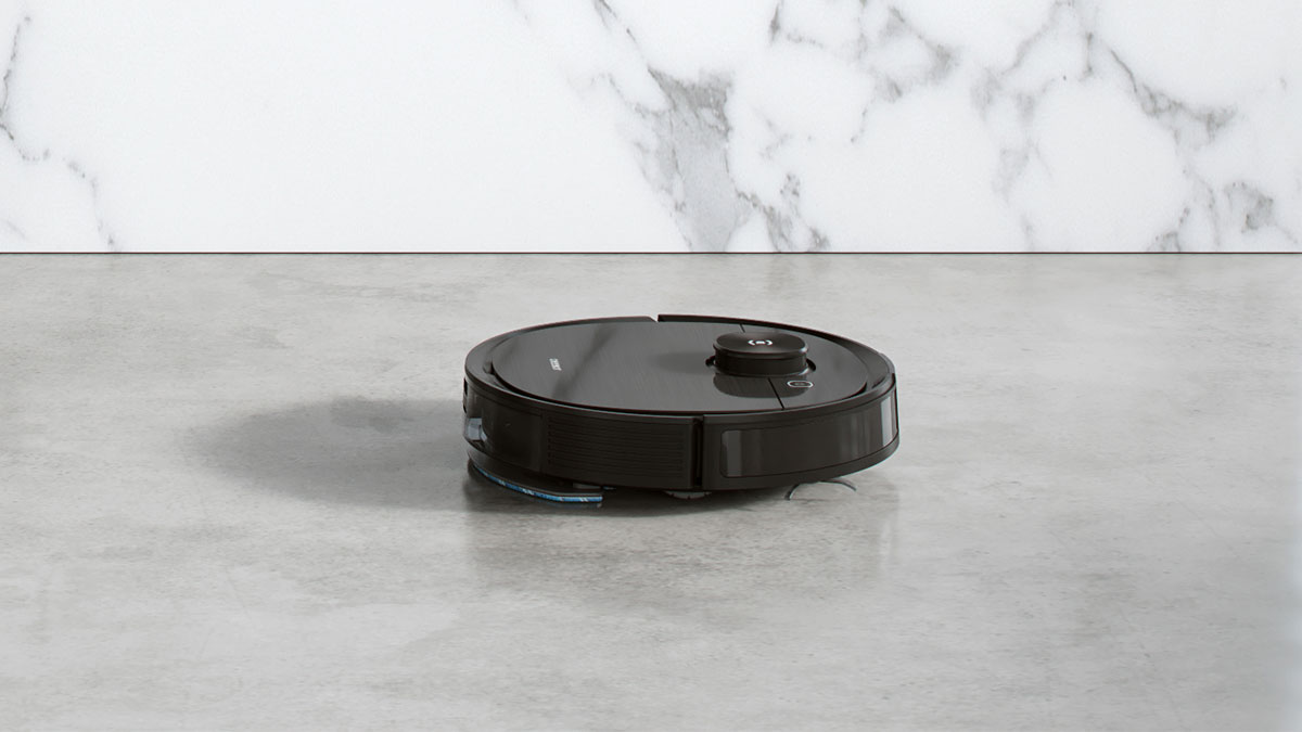 Deebot Ozmo T8 Aivi Is An Advanced Robot Vacuum That Is