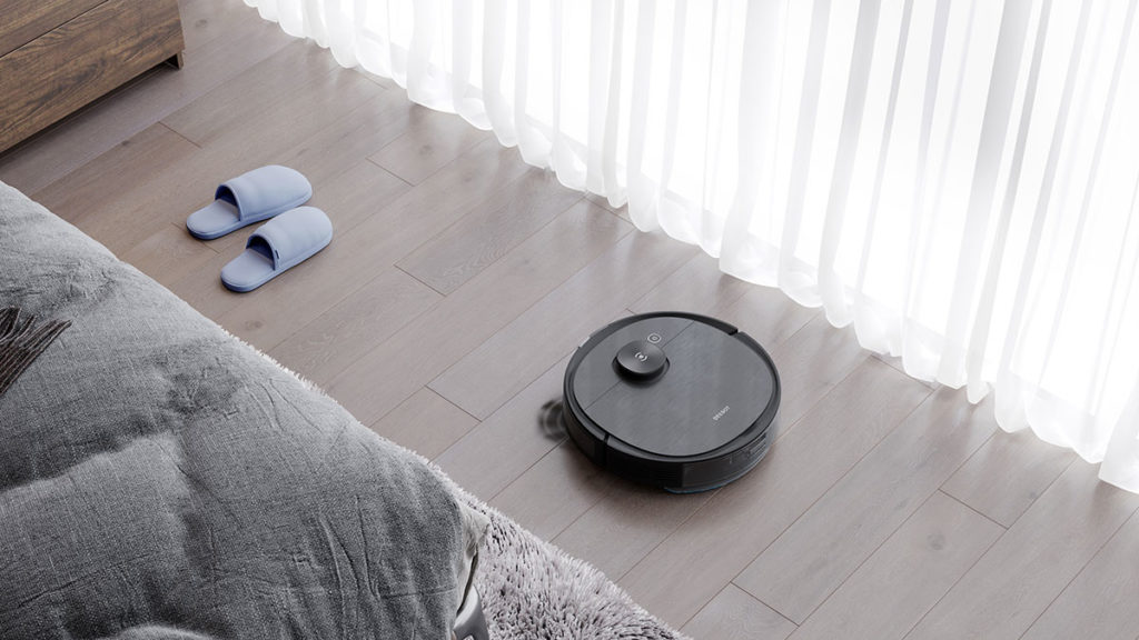 DEEBOT OZMO T8 AIVI Robot Vacuum