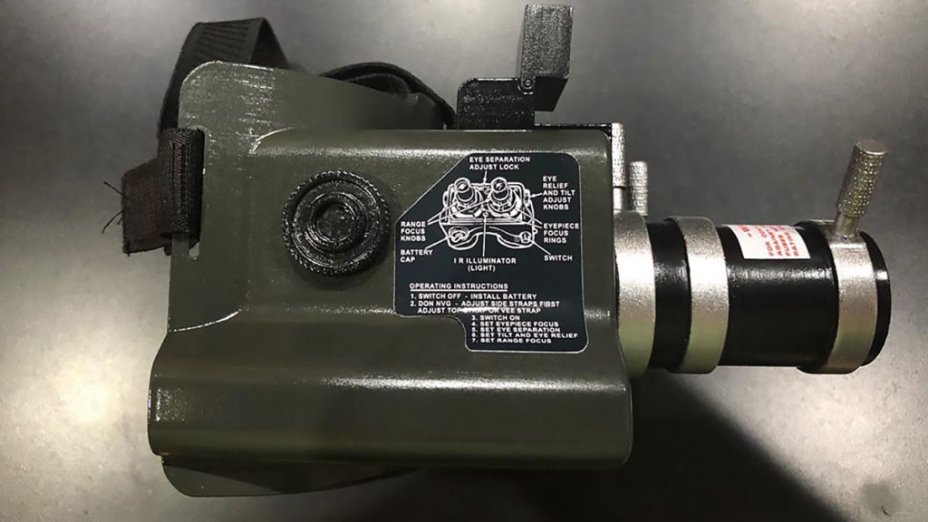 DIY Functional Polaroid Ecto Googles