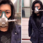 DIY Stainless Steel Mask With Oxygen Supply Makes The Current Outbreak Feels Apocalyptic