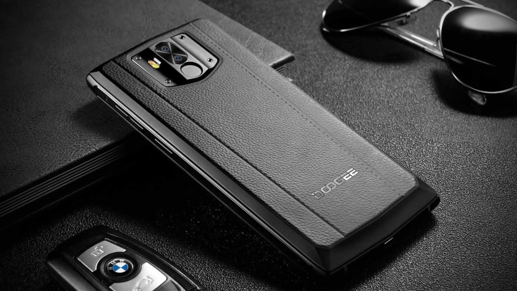 DOOGEE N100 Rugged Smartphone 10000 mAh