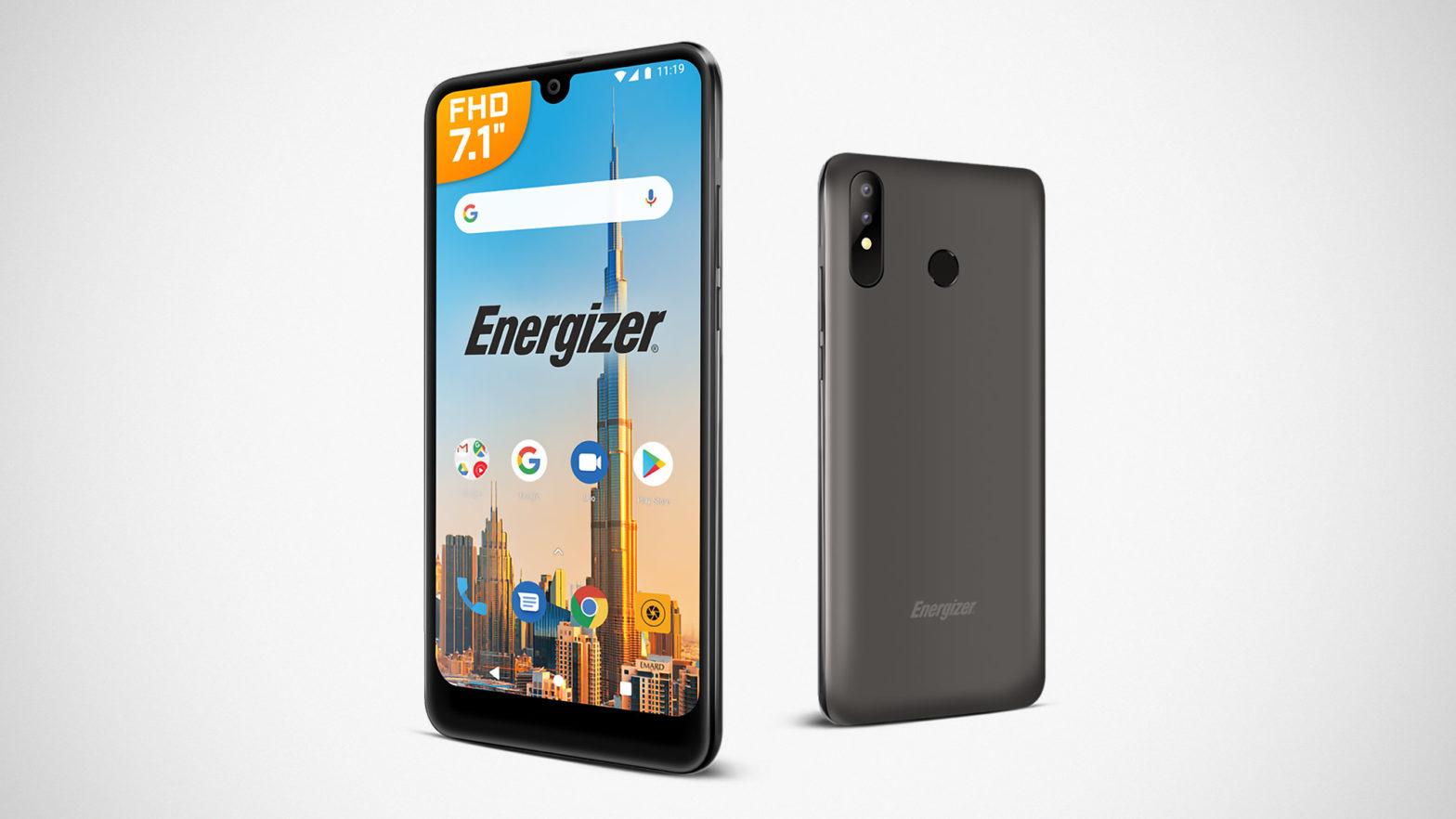 Energizer Ultimate U710S Smartphone