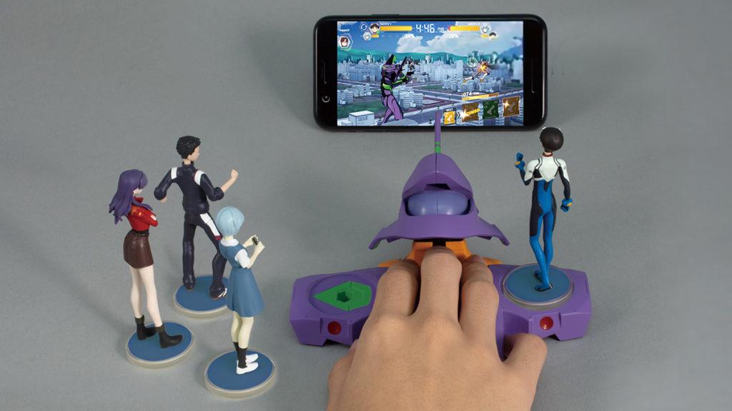 Evangelion Battlefields Mobile Game