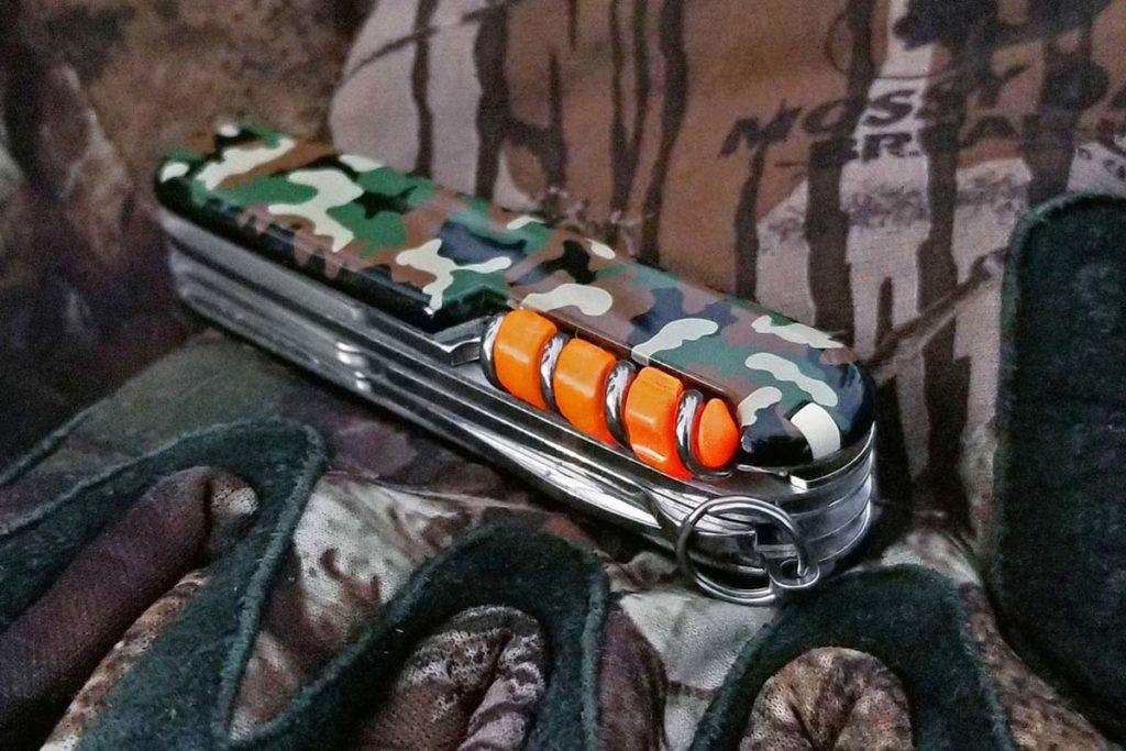 FireAnt Fire Starter for Swiss Army Knife