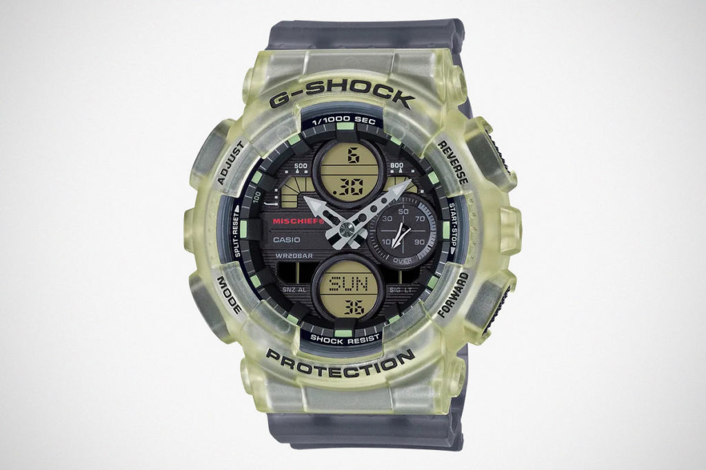 G-Shock GMWAS140MC-1A MSCHF Watch