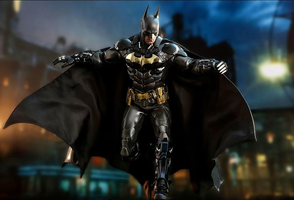 Hot Toys Batman: Arkham Knight Batman (Prestige Edition) 1/6th Scale Collectible Figure